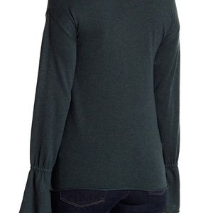 14th & Union Sweaters - 14th & Union Bell Sleeve Sweater